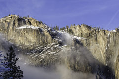 Winter in Yosemite Royalty Free Stock Images