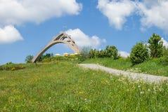 Winterberg,Sauerland region,Germany Royalty Free Stock Photography