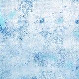 Wintereis des abstrakten Hintergrundes der Weinlese schönes Lizenzfreie Stockfotos