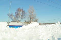 Winteretüde Lizenzfreie Stockbilder