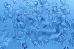 Winterfenster Stockfotos