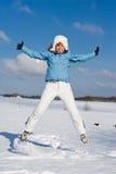 Winterfun Stock Photography