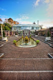 Wintergarden Новая Зеландия Стоковые Фото
