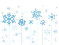 Wintergarden royalty-vrije illustratie