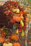 Wintergarden in een hal royalty-vrije stock foto