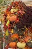 Wintergarden in een hal royalty-vrije stock foto's