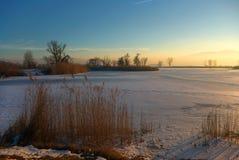 Wintergeschichte Lizenzfreie Stockfotos