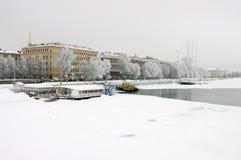 Wintergeschichten Lizenzfreie Stockfotos