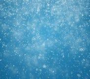 Winterhintergrund des neuen Jahres lizenzfreie abbildung