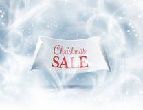 Winterhintergrund für Weihnachtsgrußkarte Vektor eps10 Stockfoto
