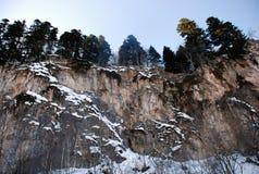 Wintering mountain Stock Photos