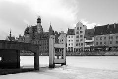 Winterjagd Stockbilder
