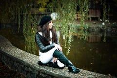 Winterkleidung Lizenzfreies Stockfoto