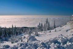 Winterland Stockbilder