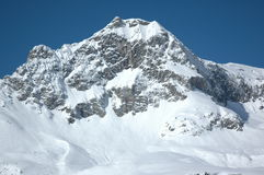 winterlandscape Obraz Royalty Free