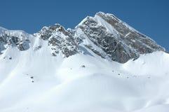Winterlandscape Foto de archivo libre de regalías