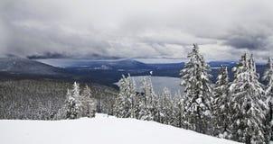 Winterlandschaft Lizenzfreie Stockbilder