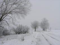 Winterlandschaft Stockbilder