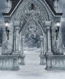 Winterlandschaft 7 Lizenzfreies Stockbild