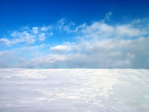 Winterliche Abbildung 1 Stockbilder