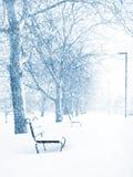 Wintermärchenland Lizenzfreie Stockfotos