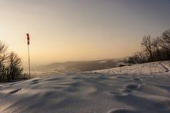 Wintermärchenland Stockbilder