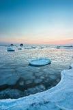 Wintermorgen 3 Lizenzfreie Stockfotografie