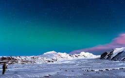 Winterreise nach Island lizenzfreie stockfotografie
