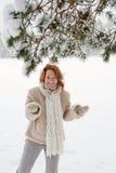Winters joy Stock Photos