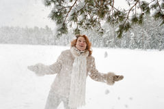 Winters joy Royalty Free Stock Images