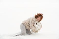 Winters joy Royalty Free Stock Photography
