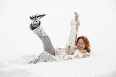 Winters joy Royalty Free Stock Photos