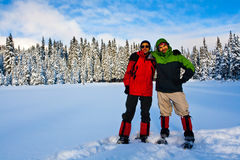 Winters sport Royalty Free Stock Photography