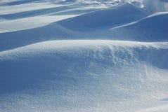 winterscape Поле снега стоковое изображение rf