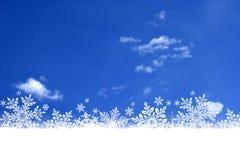 winterscape Arkivbilder