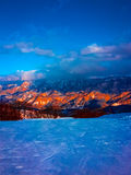 Winterscapes Stock Image