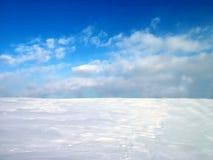 Winterse illustratie 1 stock afbeeldingen