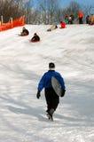 Winterspaß Stockbilder