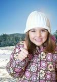 Winterspiel Lizenzfreies Stockfoto
