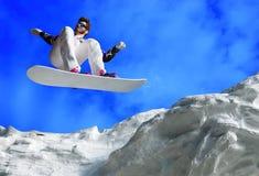 Wintersporten Royalty-vrije Stock Afbeeldingen