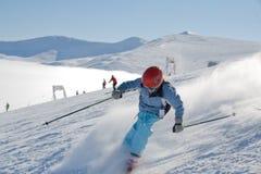 Wintersporten Stock Foto's