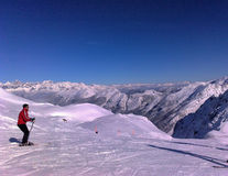 Wintersports Zdjęcie Stock