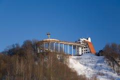 Wintertag Lizenzfreies Stockfoto
