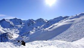 Wintertag Stockfotos