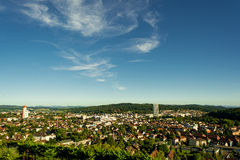 Winterthur Royalty Free Stock Photo