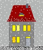 Wintertijd vector illustratie