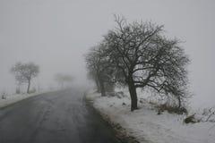 Wintertijd Royalty-vrije Stock Foto
