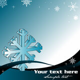 Wintertime Royalty Free Stock Images