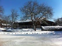 Wintertime imagem de stock