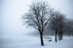 Wintertime Стоковые Фотографии RF